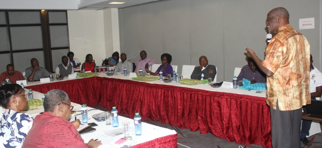 KMET Facilitates  a Sensitization Meeting for Kenya Obstetrical and Gyneocological Society (KOGS)