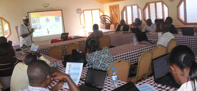 Siaya County Health Management Team endorse two new projects to be implemented by KMET